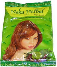 Хна для волос Neha Herbal Mehandi