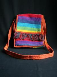 Сумка Rainbow Tassel bag small 4809 /Nepal/